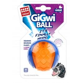GIGWI BALL - 튼튼한 강아지 장난감 삑삑이 공