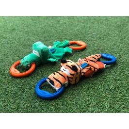 기그위 - 중형견 대형견 터그놀이 장난감 터그켈로그, 터그크롱