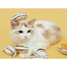 VETRESKA 고양이 딤섬 캣닢 장난감